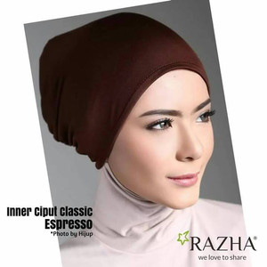 Harga beda banget kualitas ekspor ciput kerudung ciput hijab ciput | HARGALOKA.COM