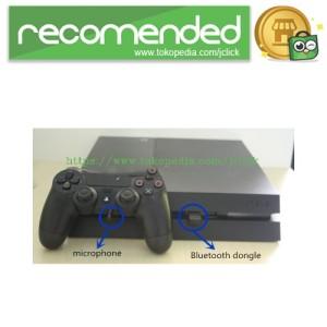 Harga mini usb bluetooth dongle connect any headset for playstation ps4   | HARGALOKA.COM