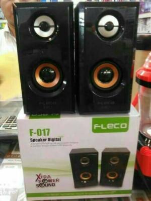 Harga speaker fleco f017 audio | HARGALOKA.COM