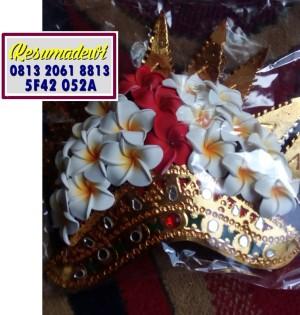 Harga mahkota kepala baju adat kostumtari legong bali | HARGALOKA.COM
