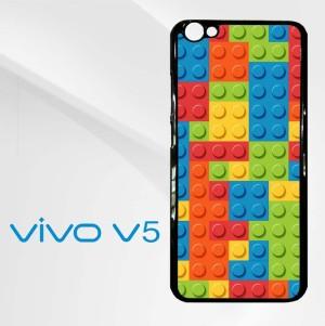 Harga casing hardcase hp vivo v5 blocks rainbow lego art | HARGALOKA.COM