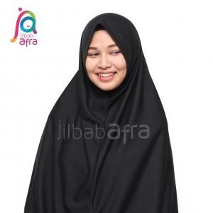Harga jilbab afra model syifa ukuran xs khimar hijab   HARGALOKA.COM