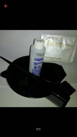 Harga bleaching rambut makarizo | HARGALOKA.COM