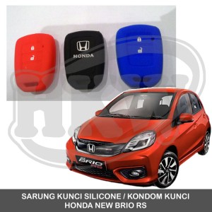 Harga silicone key kondom sarung kunci mobil honda new brio tipe | HARGALOKA.COM