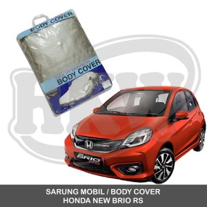 Harga body cover sarung mobil honda new brio tipe | HARGALOKA.COM
