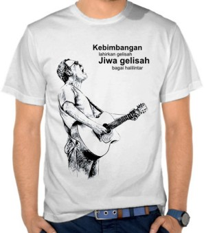 Harga kaos iwan fals bimbang nm1mq   HARGALOKA.COM
