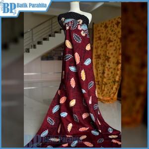 Harga kain batik tulis daun kluwih | HARGALOKA.COM