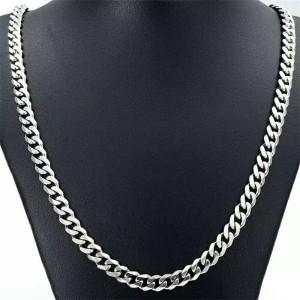 Harga kalung pria cowok stainless steel anti karat kado pacar ulang tahun | HARGALOKA.COM