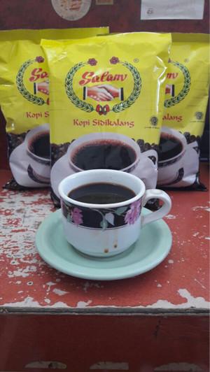 Harga kopi salam sidikalang bubuk kasar 500 gram | HARGALOKA.COM