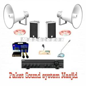 Harga paket sound system toa 1   HARGALOKA.COM