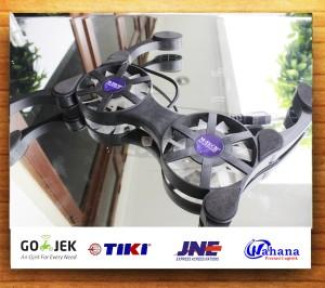 Harga cooling fan laptop kepiting lipat kipas laptop pendingin laptop | HARGALOKA.COM