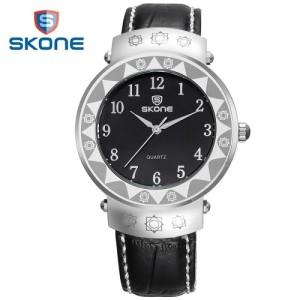 Harga jam tangan wanita skone aigner gucci hitam 8143 import tahan air 5   HARGALOKA.COM