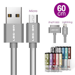 Harga kabel retro 60cm type micro iphone 4 iphone 5   iphone 4g | HARGALOKA.COM