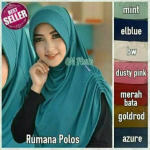 Harga hijab jilbab kerudung model rumana instan praktis murmer   HARGALOKA.COM