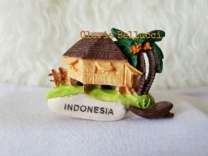 Harga souvenir tempelan magnet kulkas indonesia | HARGALOKA.COM
