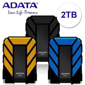 Harga adata hd710 pro 2tb waterproof dustproof shock resistant usb 3 | HARGALOKA.COM
