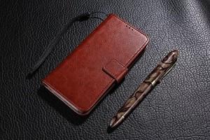 Harga vivo v5 lite v5s case hp bumper casing kulit leather flip cover wallet   v5 v5s y67 | HARGALOKA.COM