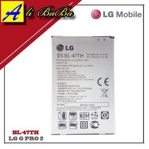 Harga baterai handphone lg bl 47th lg g pro 2 batre hp battery lg | HARGALOKA.COM