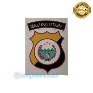 Harga stiker polda maluku | HARGALOKA.COM
