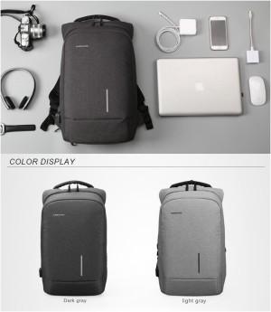 Harga tas laptop kingsons anti theft 15 6 inch laptop backpack high quality   | HARGALOKA.COM