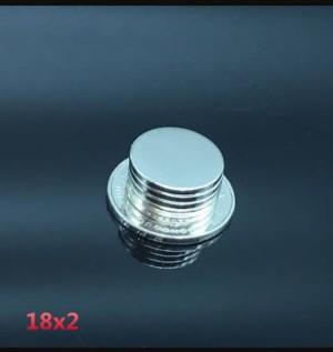 Katalog Magnet Neodymium Super Kuat 18x2mm Katalog.or.id