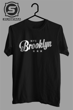 Harga kaos   baju   tshirt brooklyn | HARGALOKA.COM