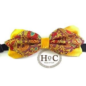 Harga houseofcuff bowtie dasi kupu motif batik bowtie arrow | HARGALOKA.COM