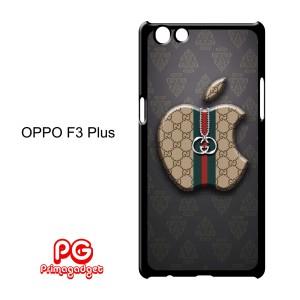 Harga gucci apple logo custom case oppo f3 | HARGALOKA.COM
