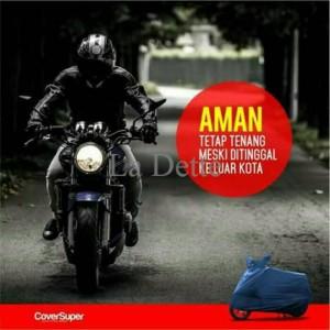 Harga cover motor honda verza 150 anti air 70 murah | HARGALOKA.COM