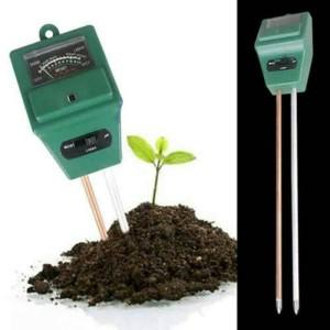Harga alat ukur phtester phmeter kelembaban cahaya tanah hidroponik | HARGALOKA.COM