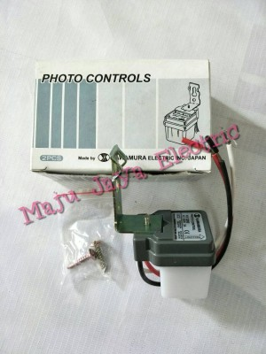 Harga photo control foto cell sel sensor cahaya kawamura jepang 3 a | HARGALOKA.COM
