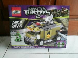 Harga lego ninja turtees lego anak laki laki lego murah isi banyak | HARGALOKA.COM