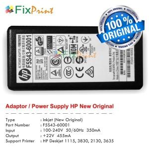 Harga adaptor printer hp 2135 315 415 gt5810 hg5820 1115 power supply | HARGALOKA.COM