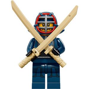 Harga lego minifigure series 15 kendo | HARGALOKA.COM