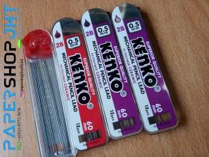 Harga grosir kenko pl 05 isi pensil mekanik 2b 0 5 mechanical pencil | HARGALOKA.COM