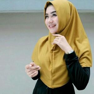 Harga hijab instan najwa murah   jilbab instan   najwa murah   kaos katun | HARGALOKA.COM