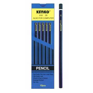 Harga pensil kayu 2b kenko 6161 khusus grosir | HARGALOKA.COM