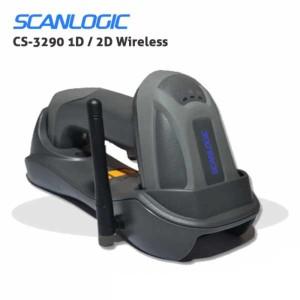 Harga barcode scanner wireless 1d scanlogic cs 3290 usb amp rs232 serial | HARGALOKA.COM