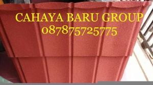 Harga genteng metal pasir merah 0 | HARGALOKA.COM