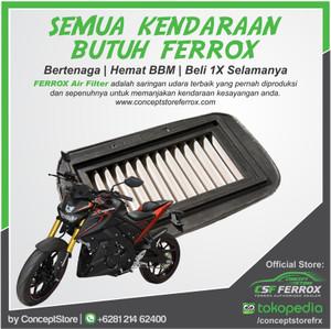 Harga filter udara ferrox yamaha   HARGALOKA.COM