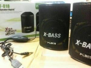 Harga speaker fleco f018 audio | HARGALOKA.COM