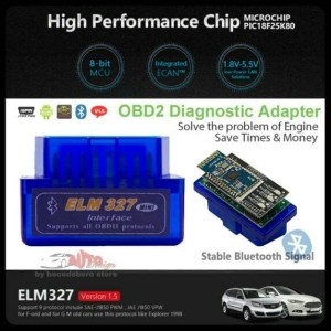 Info Clearence Sale Elm327 Bluetooth Obd Ii 2 Obdii Obd2 V2 1 Car Scanner Katalog.or.id