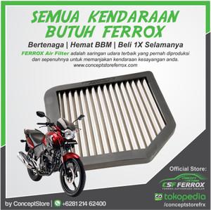 Harga filter udara ferrox honda tiger | HARGALOKA.COM