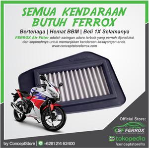 Harga filter udara ferrox honda cbr 150 r cbu   HARGALOKA.COM