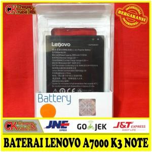 Harga baterai batre lenovo a7000 k3 note 2900mah original 100 | HARGALOKA.COM