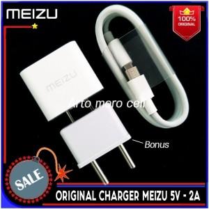Harga charger meizu m1 note m3 m3 note mx4 pro mx5 original 100 | HARGALOKA.COM