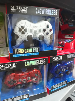 Harga stik game gamepad m tech turbo | HARGALOKA.COM