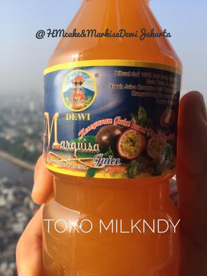 Harga sirup markisa syrup marqisa vitamin c orange marquisa dewi medan   | HARGALOKA.COM