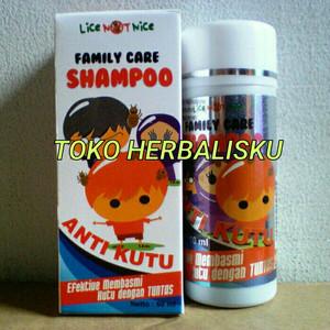 Info Shampoo Anti Kutu Family Care Fayolla Katalog.or.id