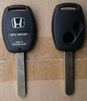 Harga casing kunci honda 2 tombol jazz brio city accord civic | HARGALOKA.COM